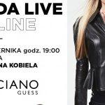 Moda Live Online w Galerii Klif w Gdyni - spotkanie w salonie Marciano Guess